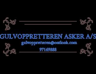 Gulvoppretteren asker logo2