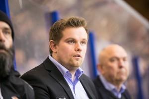 Marius ser frem til to nye år som assistenttrener under Sune Bergmans ledelse.