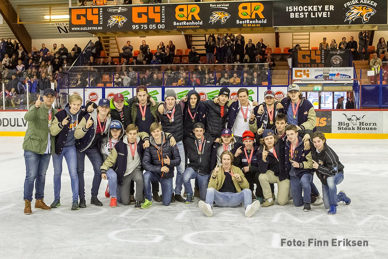 U18 norgesmestre 2016