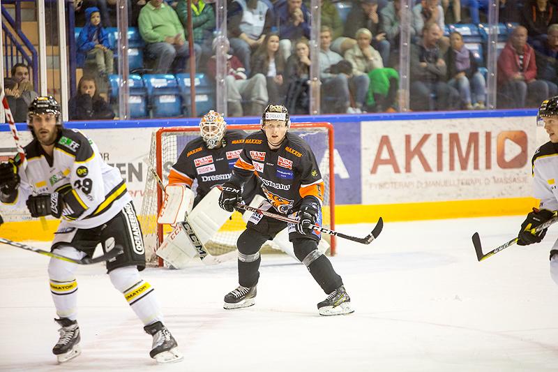 Oskar Nilsson banket inn 3-4 målet