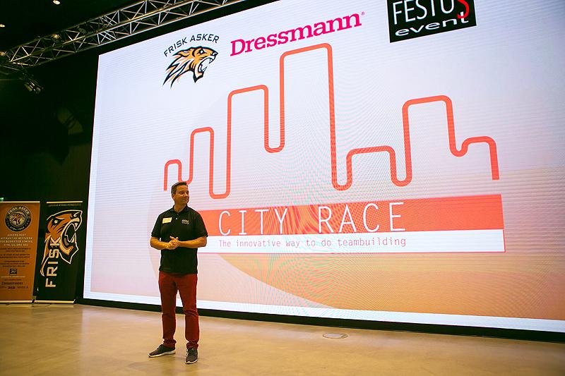 Frisk Asker City Race