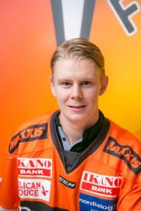 Marius Carho Hansen signerte i dag 3-års kontrakt med klubben.