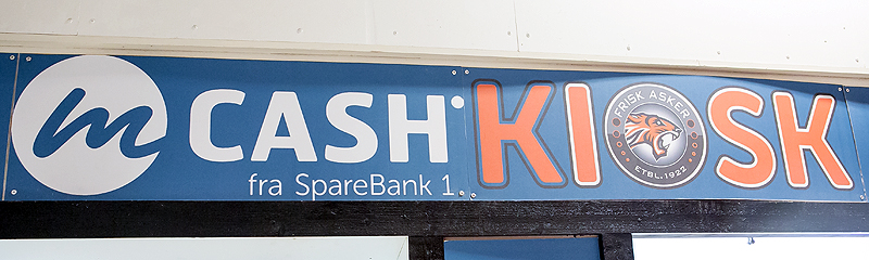 mCash kiosk