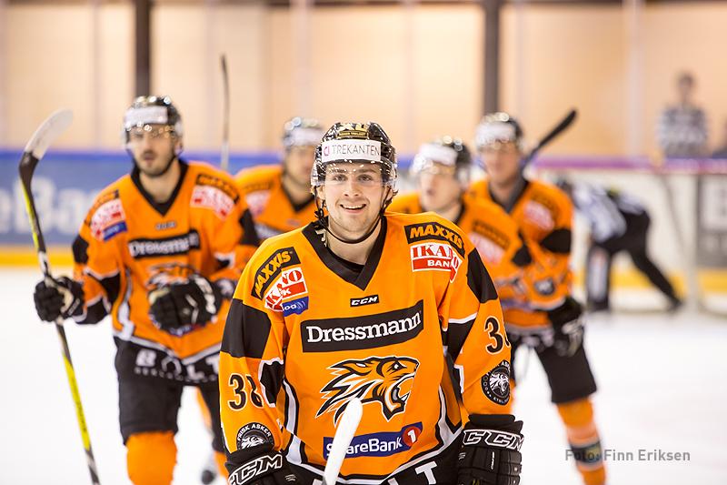 Endre Medby kunne smile bredt etter scoring mot gamle lagkamerater, men de lo dessverre sist.