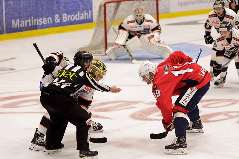 Basse dropper mot en tidligere Frisk spiller, Alexander Larsson