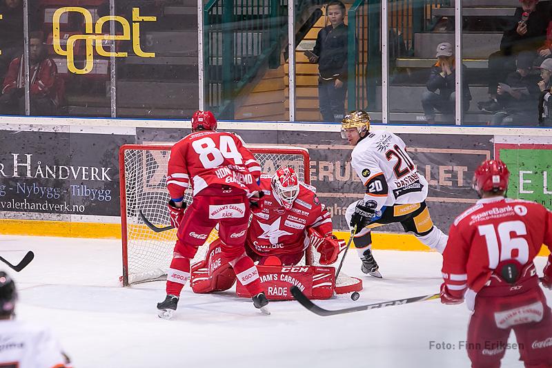 Bastiansen spilte igjen en solid kamp, og noterte seg for scoring og en assist.