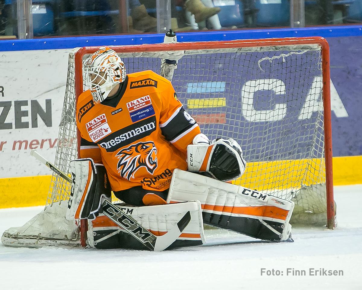 Kenneth Helgesson kom inn i tredje periode