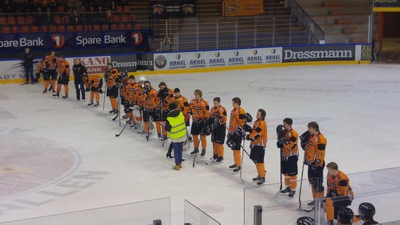 Sølvmedaljer til Frisk Asker /NTG U20
