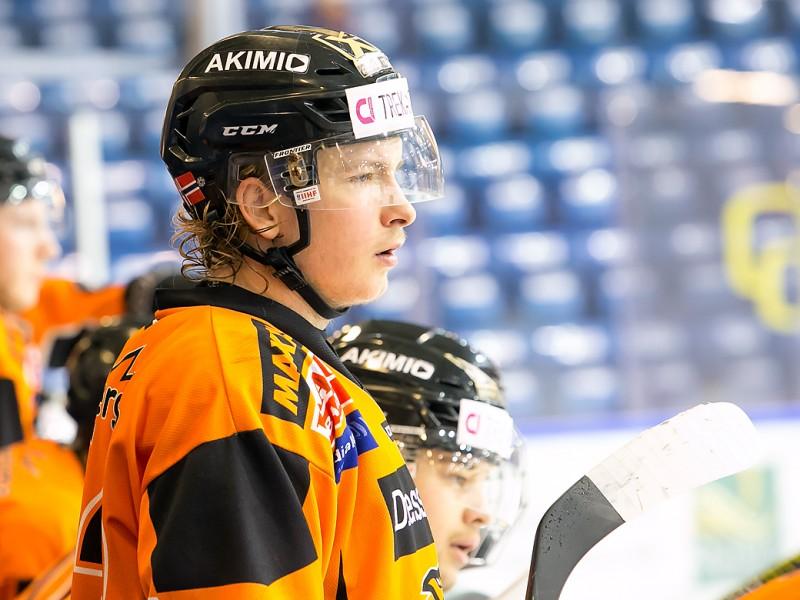 Også Joachim Svensson kunne notere seg for to mål i kveld.