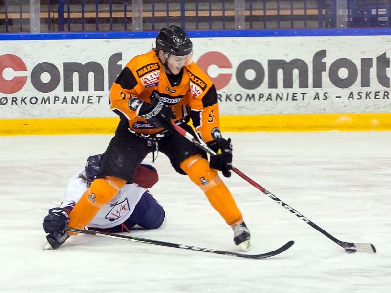 Tobias Skuterud ble to-målsscorer i kveld