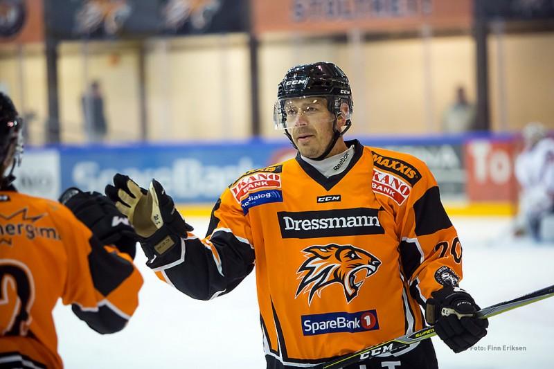 Anders Bastiansen har overtatt kapteins-vervet denne sesongen