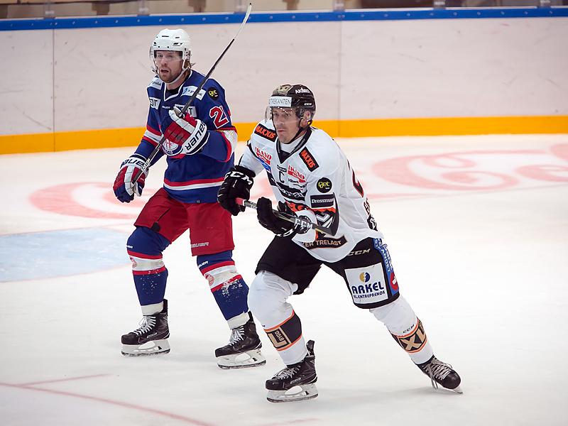 Anders Bastiansen gikk seirende ut av duellen mot Morten Ask
