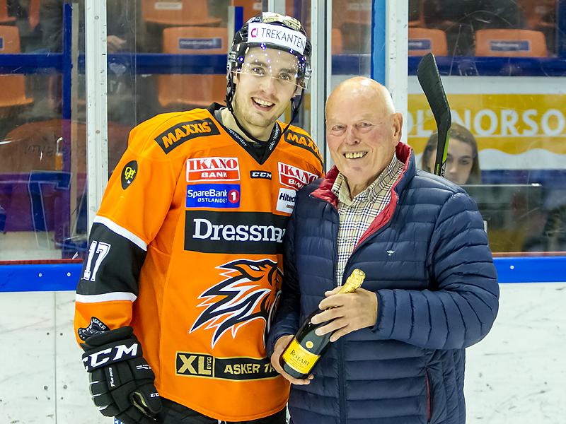 Mikkel Christiansen og Olav Dalsøren