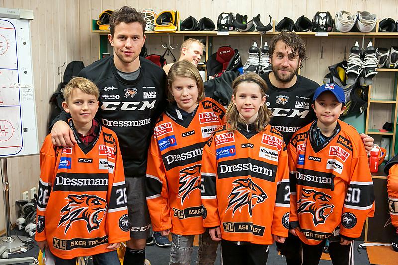 Daniel Mobakk (U12), Ole Morten Furseth, Alexander Skaar (U13), Mikael Hornnes (U11), Nicklas Dahlberg og Adrian Schjølberg (U12)