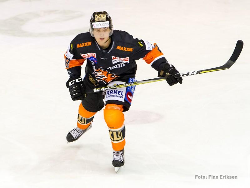 Magnus Geheb tilbake med scoring i kveld