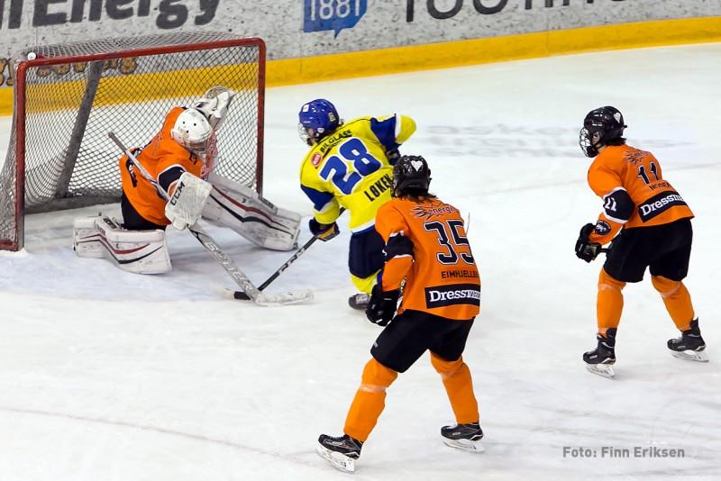 God redning fra Kristian Høvik.