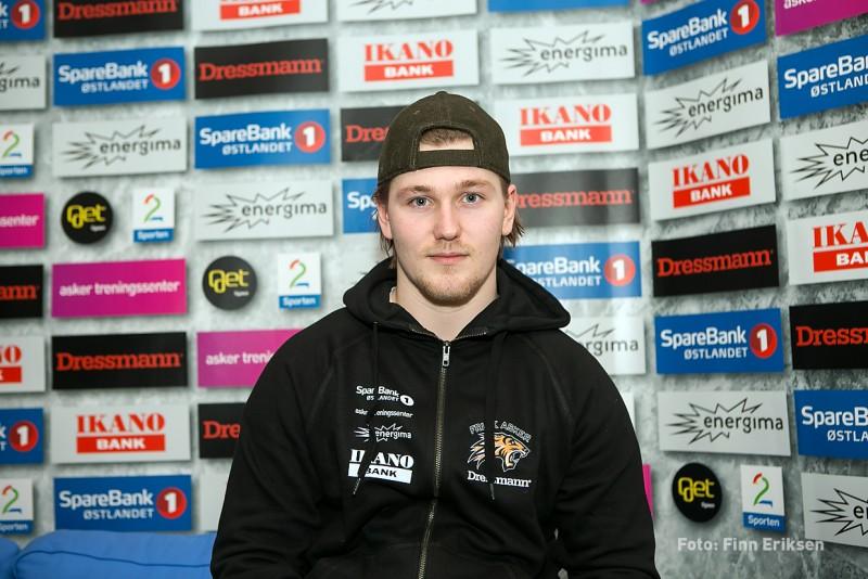 Christian Kåsastul er ute resten av sesongen.
