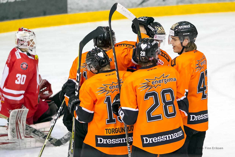 U20 kvartfinale mot Stjernen