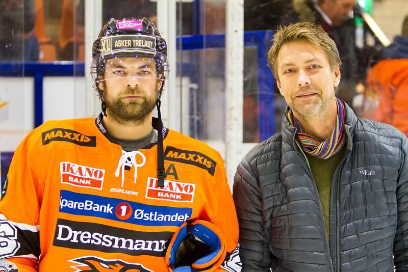 Vår bestemann, Petter Kristiansen