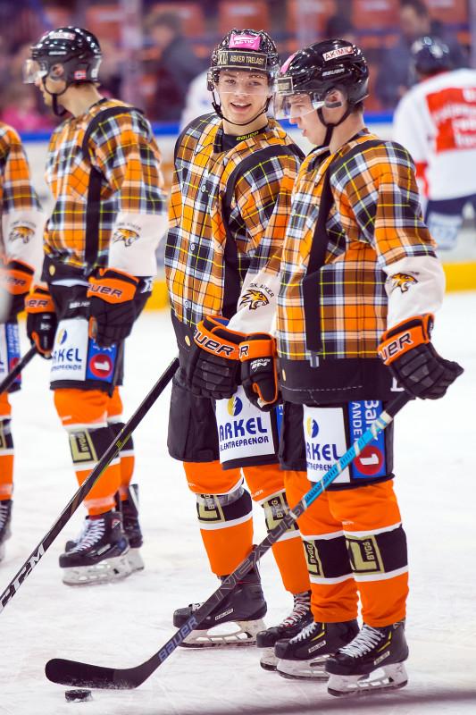 Sander Hurrød og Erik Beier Jensen