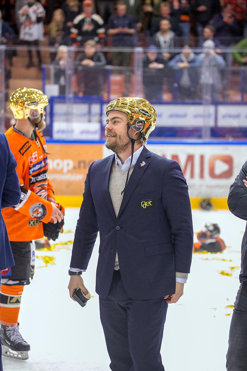 Jan Andre Aasland / Foto: Henning Ekeli