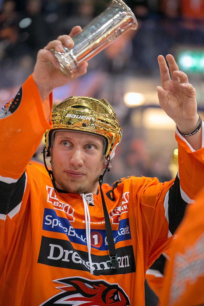 Nybakt norgesmester, Viktor Granholm. Foto: Henning Ekeli