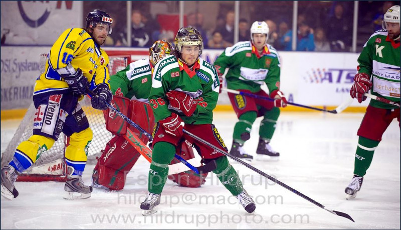 Fra finalen i 2008. Foto: Espen Hildrup