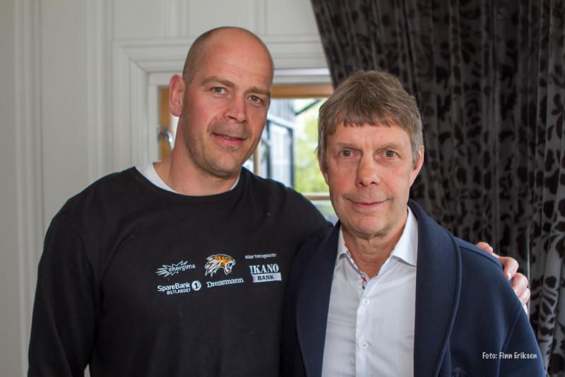 Anders Bastiansen og Bo Lennartsson