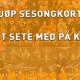 SALG AV SESONGKORT 2019/20
