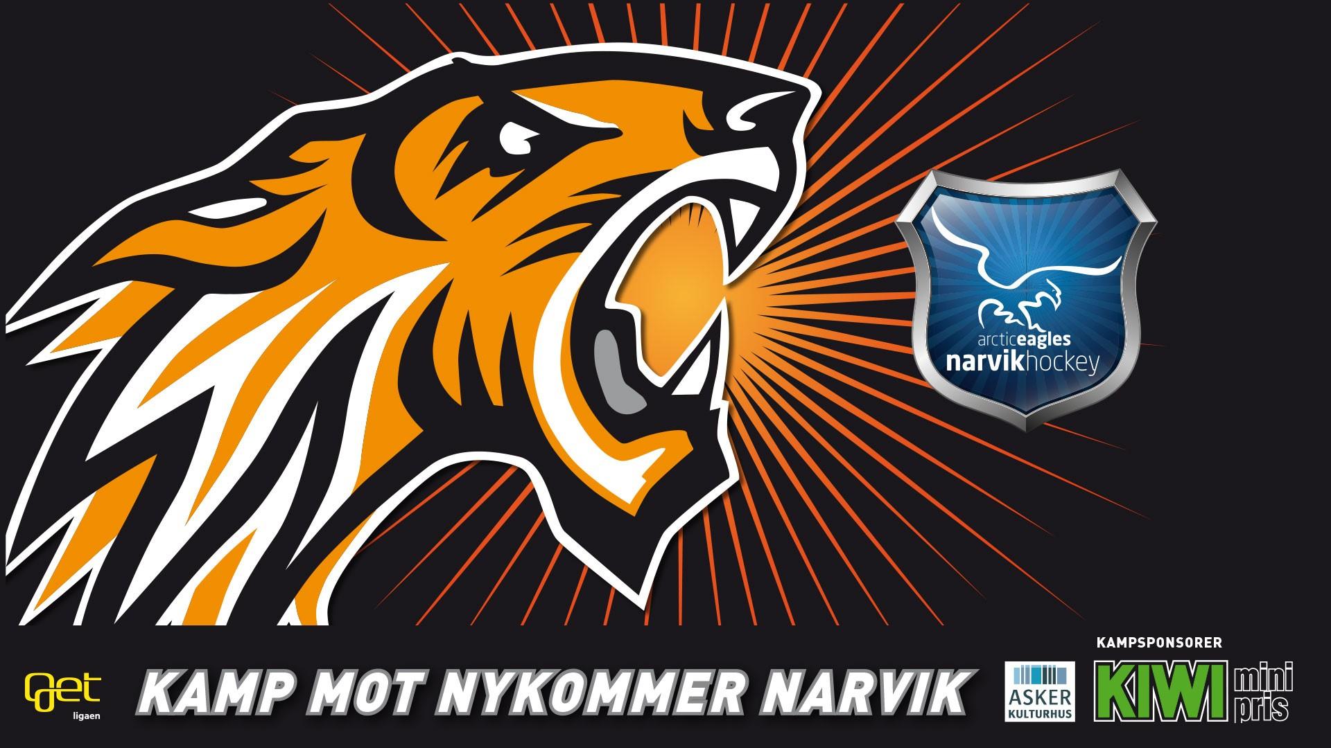 Kampplakat mot Narvik