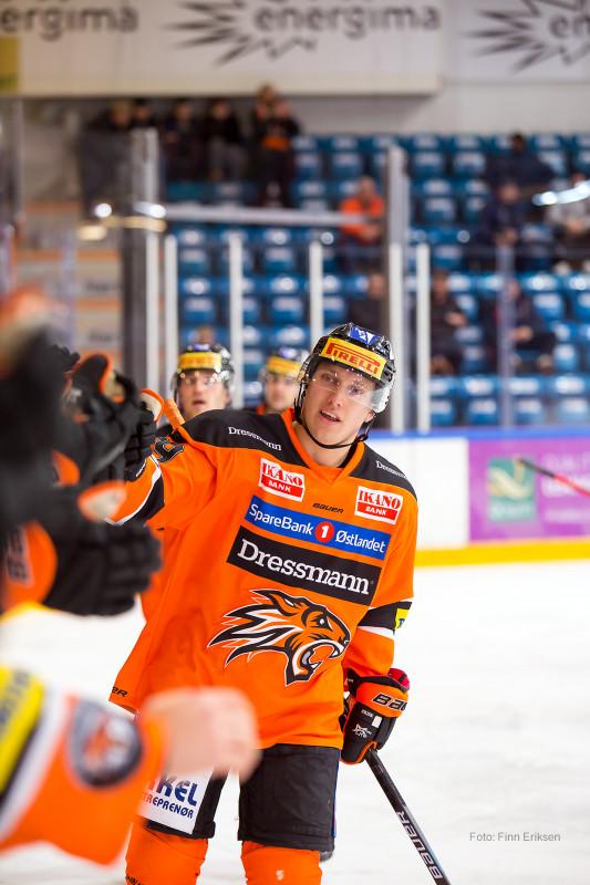 VIktor Granholm med to scoringer i kveld