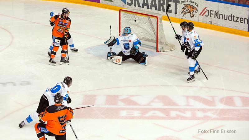 Endre Medby banket inn 2-1 målet.