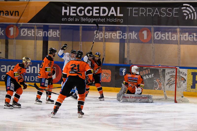 Narvik scoret tre mål i midtperioden. Foto: Bjørn H. Fredriksen