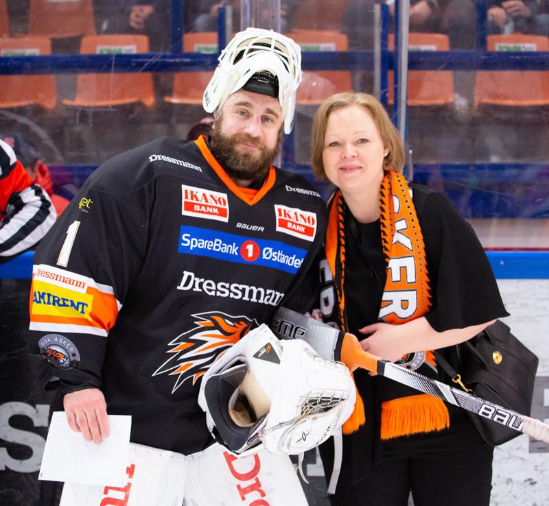 Vår bestemann i kveld: Nicklas Dahlberg